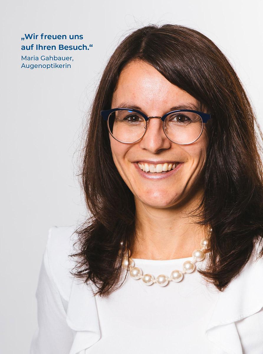 Maria Gahbauer